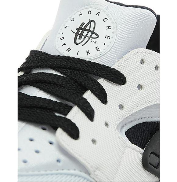 Nike Air Huarache GS White Black