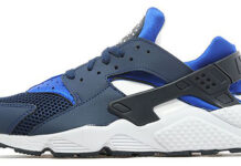 Nike Air Huarache Obsidan Game Royal JD Sports Exclusive