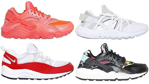 Nike Air Huarache Spring Summer 2015