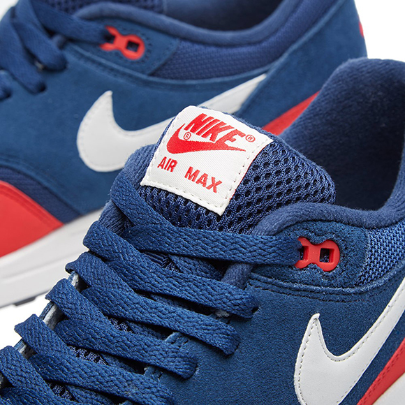 Nike Air Max 1 Essential Midnight NavyUniversity Red
