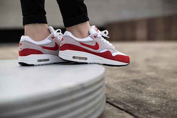Nike Air Max 1 OG GS Challenge Red