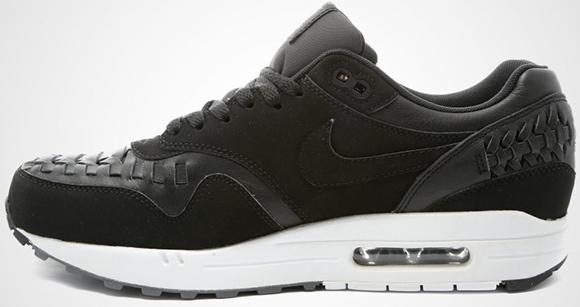 Nike Air Max 1 Woven Black