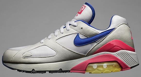 Nike Air Max 180 Icons