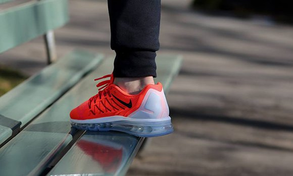 Nike Air Max 2015 Bright Crimson