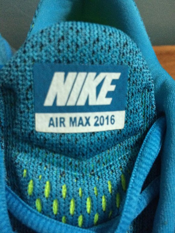 newest 51f6b 794c5 Nike Air Max 2016 Blue