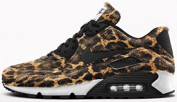 Nike Air Max 90 Animal Prints NikeiD