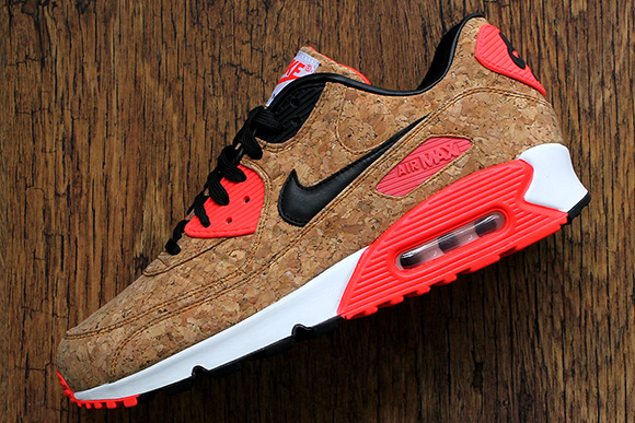 ebd04fe786 Nike Air Max 90 'Cork' - 25th Anniversary | SneakerFiles