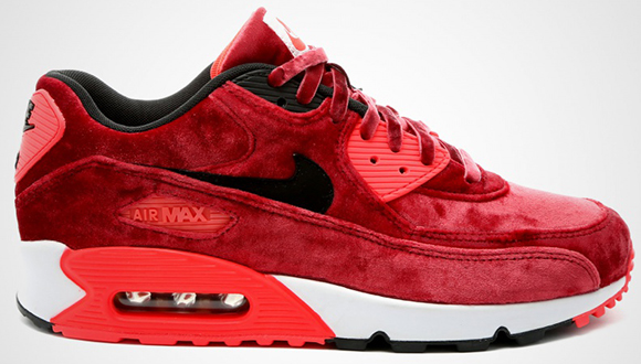 Nike Air Max 90 Infrared Anniversary Series