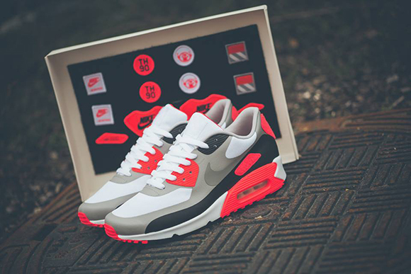 Nike Air Max 90 Infrared Patch