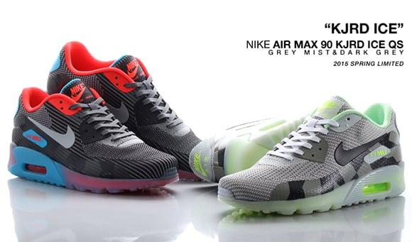 Nike Air Max 90 KJRD Ice Pack