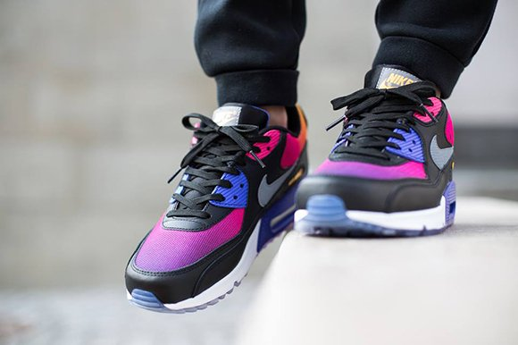 super popular 3b846 889f0 ... black persian violet pink force cool grey 11076 eaa0f  cheap nike air  max 90 sd gradient 2ed28 87d06