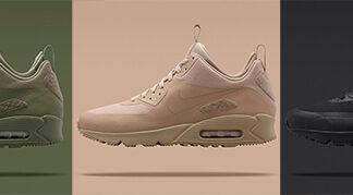 Nike Air Max 90 Sneakerboot Patch