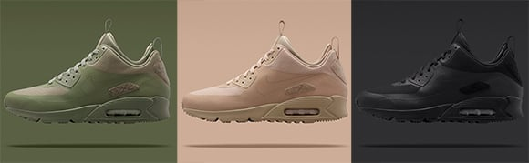 Nike Air Max 90 Sneakerboot Patch