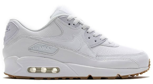 Nike Air Max 90 White Gum