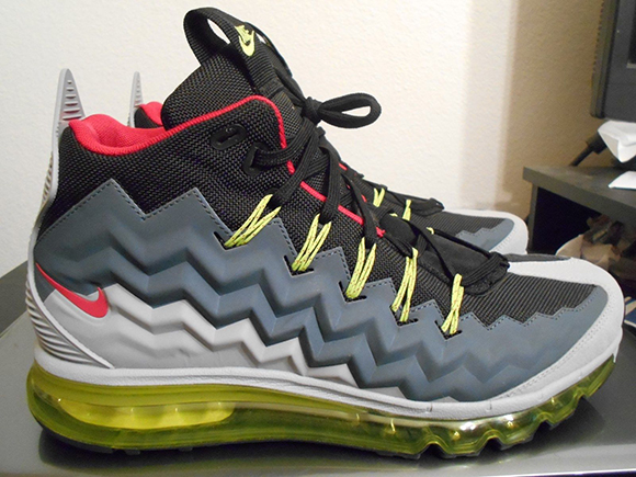 factory price f36a1 bdbc5 Nike Air Max 95 2014 Mid Sample