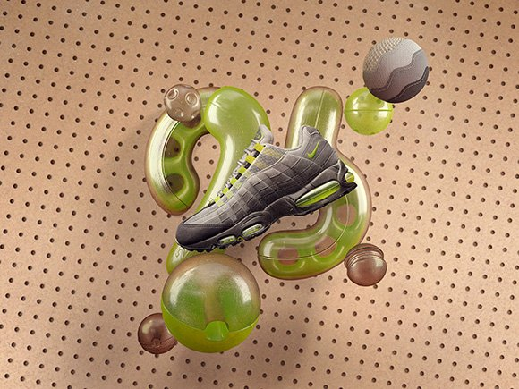 Nike Air Max 95 Icons