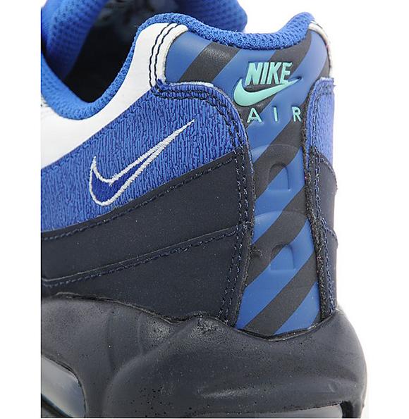 Nike Air Max 95 Liverpool vs. Everton
