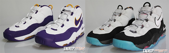 ec8a7b04e0c Nike Air Max Uptempo  Lakers   South Beach