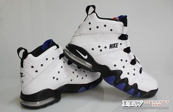 Nike Air Max2 CB 94 White Black Court Purple