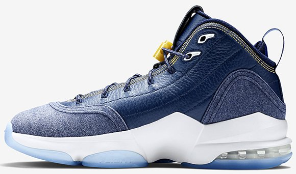 Nike Air Pippen 6 Denim Now Available