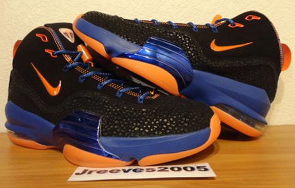 Nike Air Pippen 6 Knicks