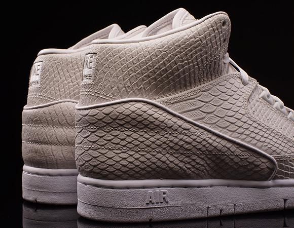 Nike Air Python White Metallic Silver