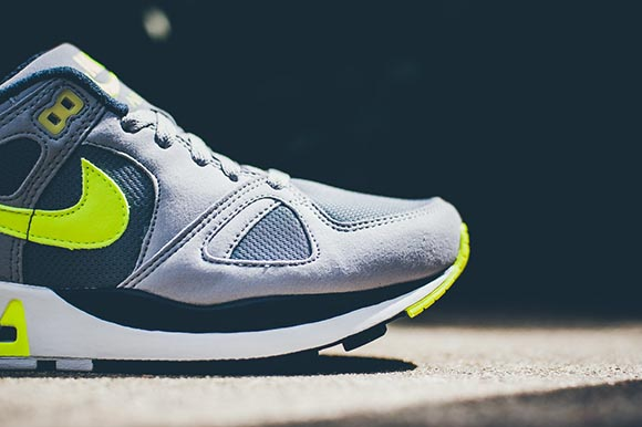 Nike Air Stab Cool Grey Volt