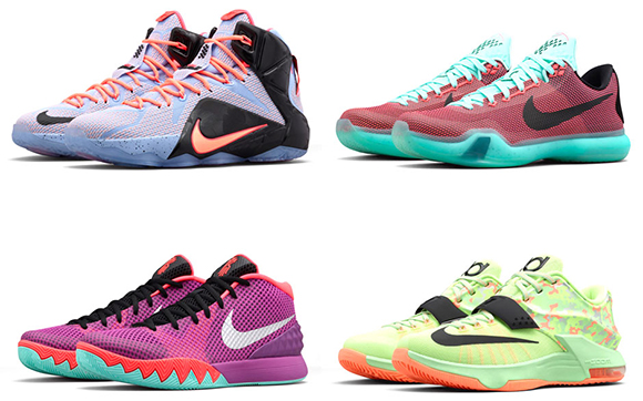 b5715d6d8a8c Nike Basketball Easter 2015 Collection