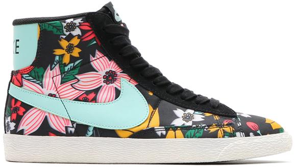 Nike Blazer Mid Womens Aloha Teal