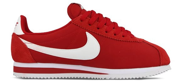 Nike Cortez Nylon Red