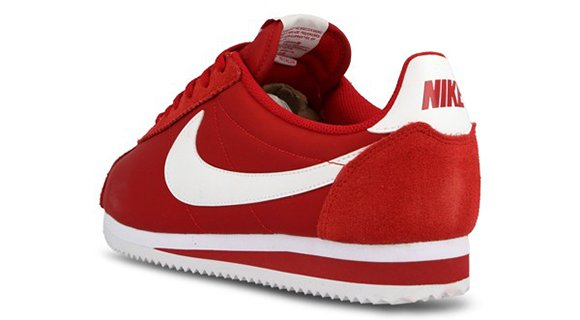 Nike Classic Cortez Nylon Gym Red