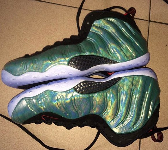 fc69111c3f606 Nike Foamposite One  Gone Fishing  - More Images