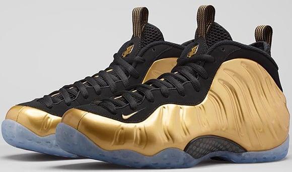 85697710216 best Nike Foamposite One Metallic Gold Release Date Changed Again ...