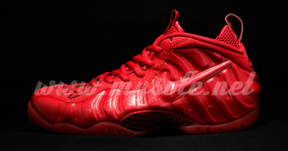 Nike Foamposite Pro Gym Red Release Date Price