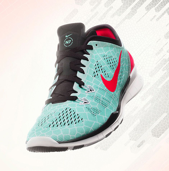 Nike Free 5.0 TR Fit 5 Print N7 Dragonfly
