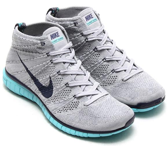 Nike Free Flyknit Chukka McFly