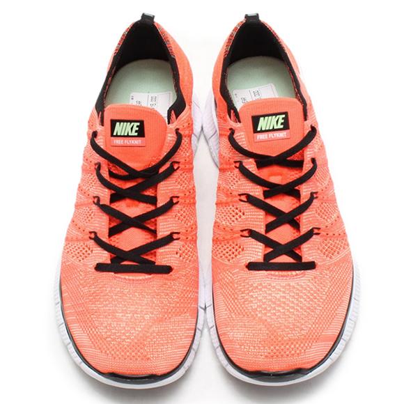 Nike Free Flyknit NSW Hot Lava