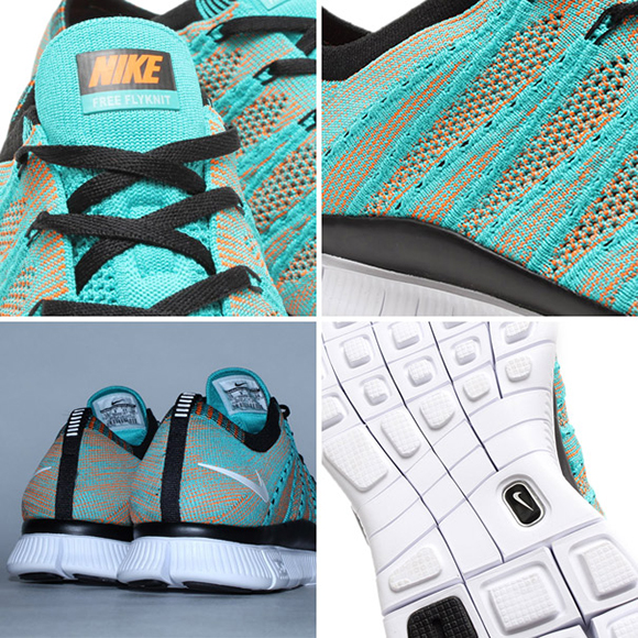 bf5519a772d Nike Free Flyknit NSW - Spring 2015