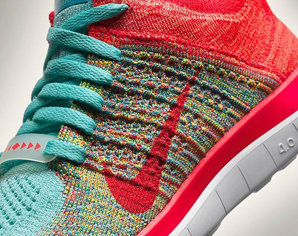 Nike Free N7 4.0 Flyknit Womens Dragonfly