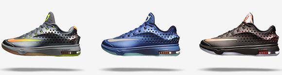 Nike KD 7 Elite Colorways Release Dates