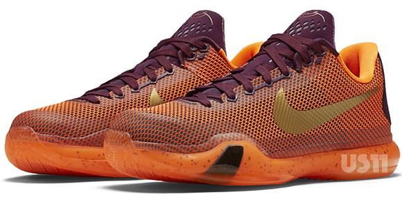 Nike Kobe 10 Silk Road