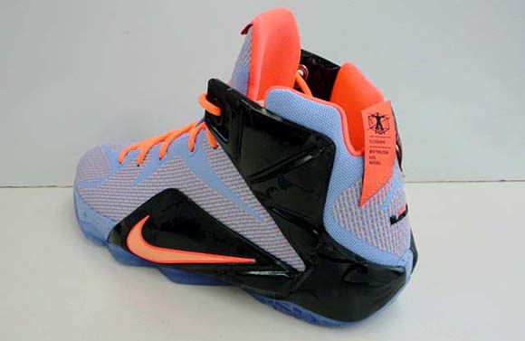 Nike LeBron 12 GS Easter