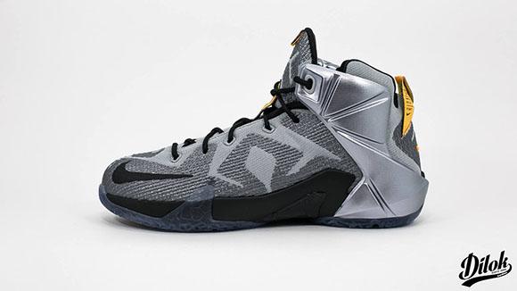 Nike LeBron 12 GS Flight