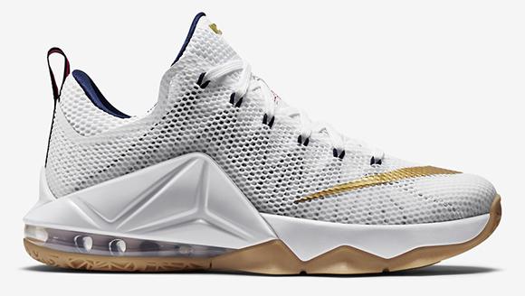 Nike LeBron 12 Low USA Release Info
