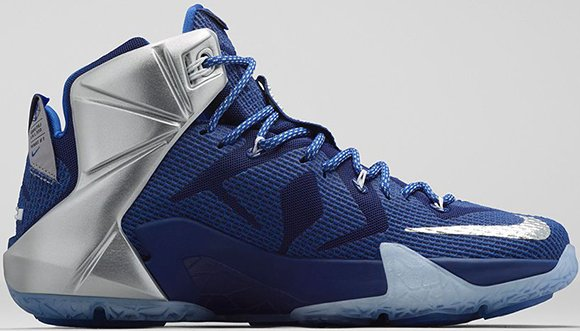 Nike LeBron 12 What If Cowboys Release Date