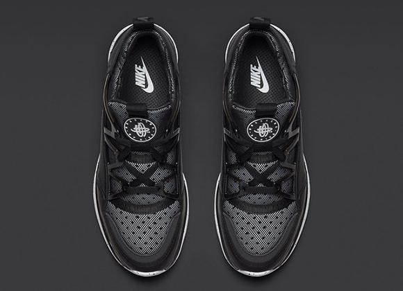 Nike Lunar Huarache Light Black
