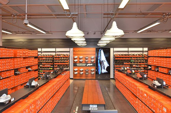 Nike Outlet to Open in NYC this April