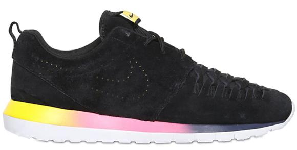 17cef4658dcb Nike Roshe Run NM Woven  Rainbow