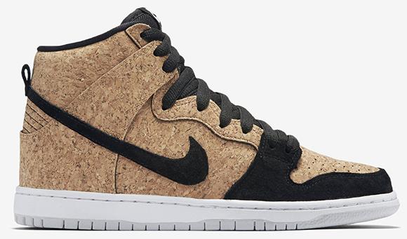 Nike SB Dunk High Cork