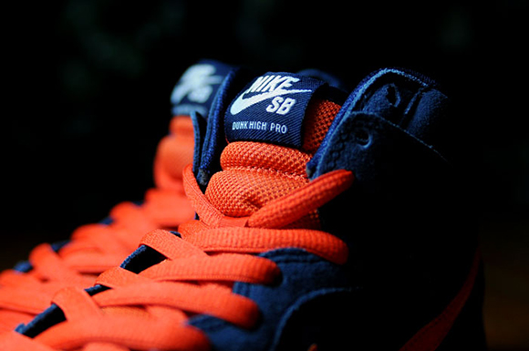 Nike SB Dunk High Syracuse